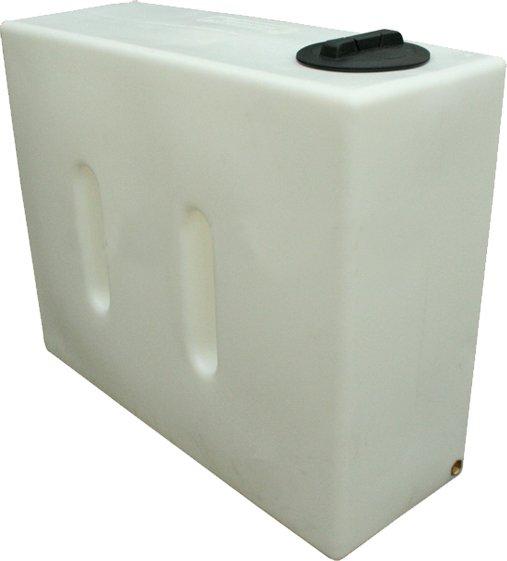 baffled water tank