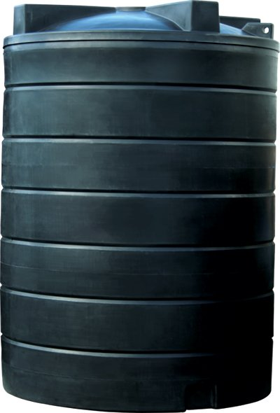 rotationally moulded water tank