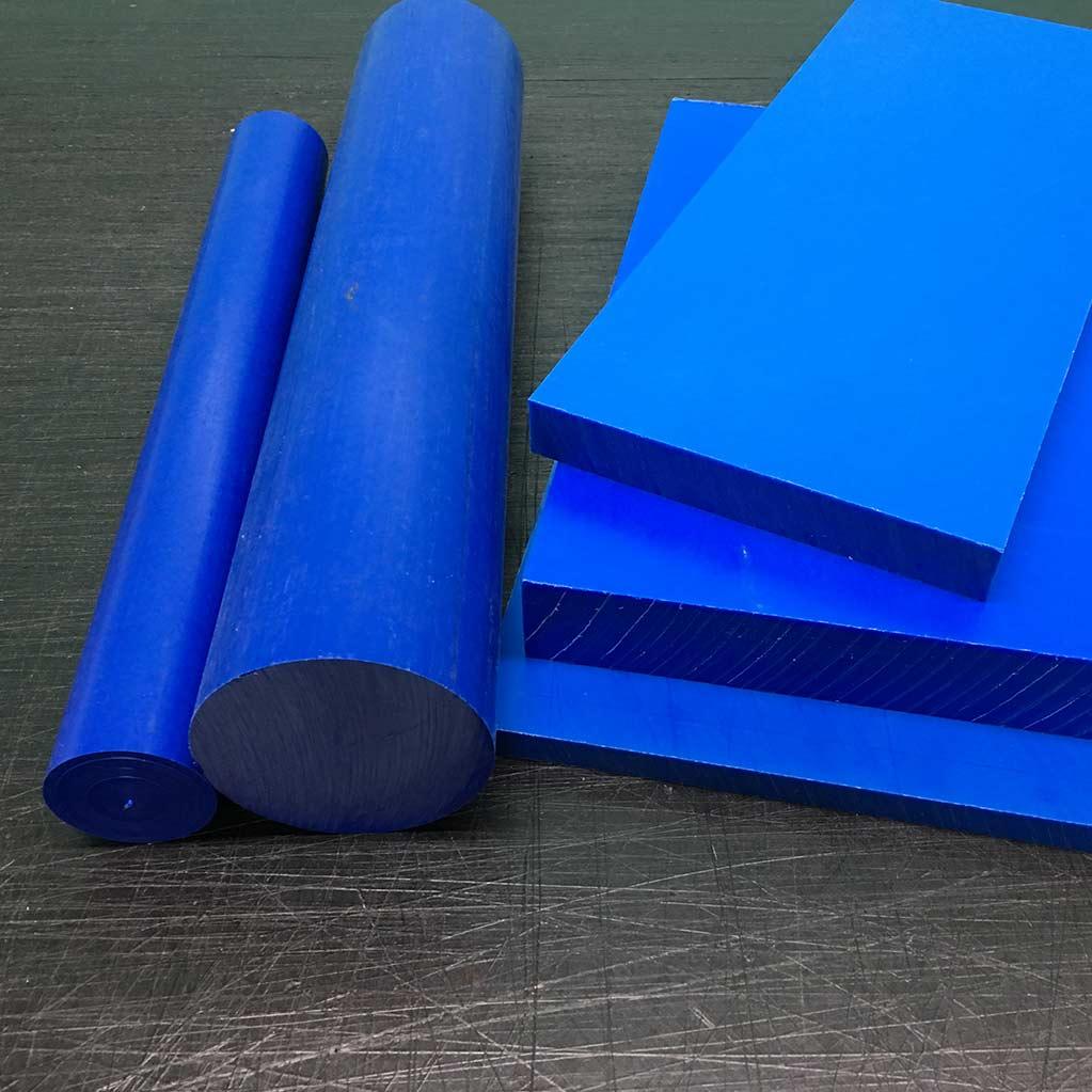 Acetal Metal Detectable Pom-C (Polyacetal) Rod